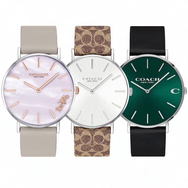 【COACH】經典款時尚腕錶(9款可選)/