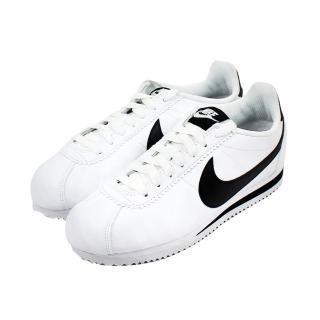 【NIKE 耐吉】經典復古鞋 WMNS CLASSIC CORTEZ LEATHER 男女 - 807471101(阿甘鞋)