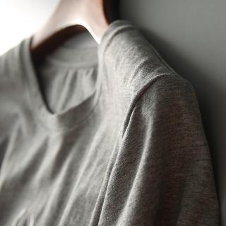 【初色】跳舞女孩刺繡T恤-共3色-98607(M-2XL可選)