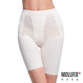 【Mollifix 瑪莉菲絲】超自我 蜜腿Shape五分褲/塑身褲(加購)