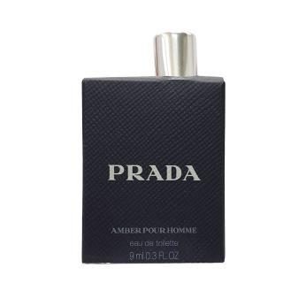 【PRADA 普拉達】同名男性淡香水 9ml(沾式小香)