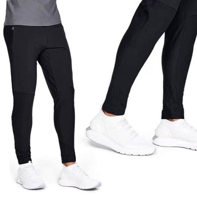 【SAMLIX 山力士】男假兩件式緊身長褲#M137(男假兩件式緊身長褲#M137)