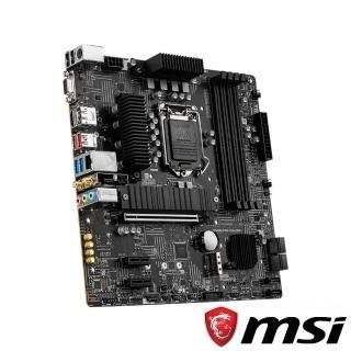 【MSI 微星】B560M PRO-VDH WIFI 主機板