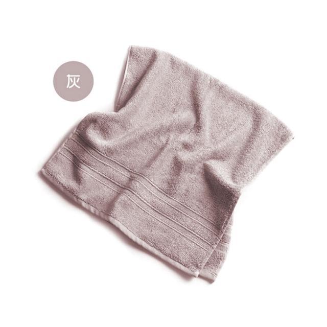 【non-no 儂儂】超細柔吸水浴巾(雙股紗 超飽和吸水 觸感細柔)