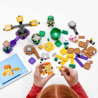 8/1出貨【LEGO 樂高】超級瑪利歐系列 路易吉冒險主機 71387 瑪利歐 任天堂(71387)