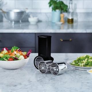 【Electrolux 伊萊克斯】EKM3407R五星主廚機專用配件-切絲切片組(SMM01)