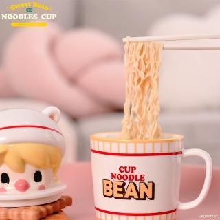 【POPMART 泡泡瑪特】小甜豆超市系列泡麵杯