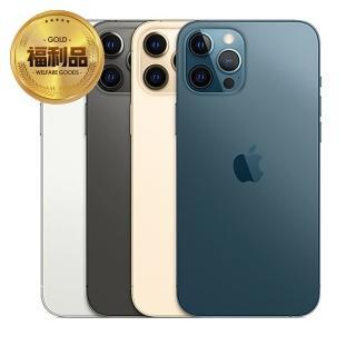 【Apple 蘋果】福利品 iPhone 12 Pro Max 512G 6.7吋手機(電池健康度100% 外觀無傷)