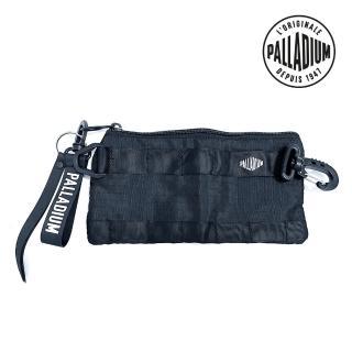 【Palladium】潮流機能扣環零錢包-黑(AC0078-008-1SZ)