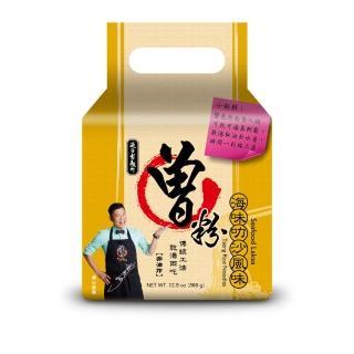 【PaMi 曾 粉】海味叻沙(4包/袋)