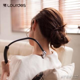 【Lourdes】Lourdes肩頸按摩器ATX-2030bk黑色(肩頸按摩器)