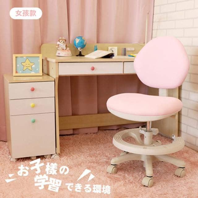【天空樹生活館】馬卡龍色系-角型背兒童椅II 4色(學童椅 椅子 成長椅 兒童椅)