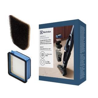 【Electrolux 伊萊克斯】Well Q6/Q7無線吸塵器專用HEPA濾網組(ESKW1)