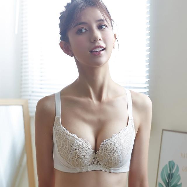 【Ladies 蕾黛絲】盼曦 B-F罩杯內衣(牙白)