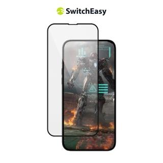 【SwitchEasy 美國魚骨】iPhone 13 Pro Max 6.7吋 GLASS Hero 電競專用玻璃保護貼(加價購)