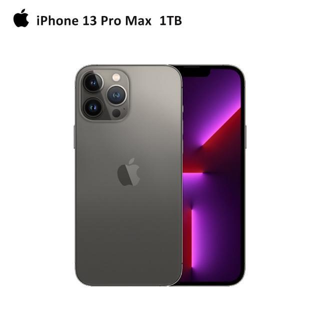 【Apple 蘋果】iPhone 13 Pro Max 1TB(6.7吋)