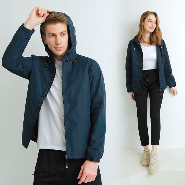 【KISSDIAMOND】耐磨抗風雨輕量極鋒衣連帽外套(防水/耐刮/輕鋒衣/KD-FJ001N)