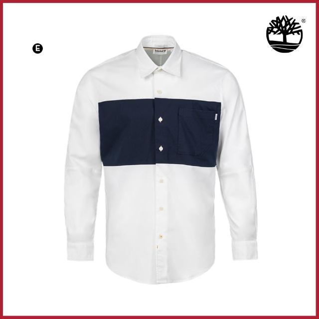 【Timberland】會員日獨家-男款外出百搭襯衫/外套(多款任選)